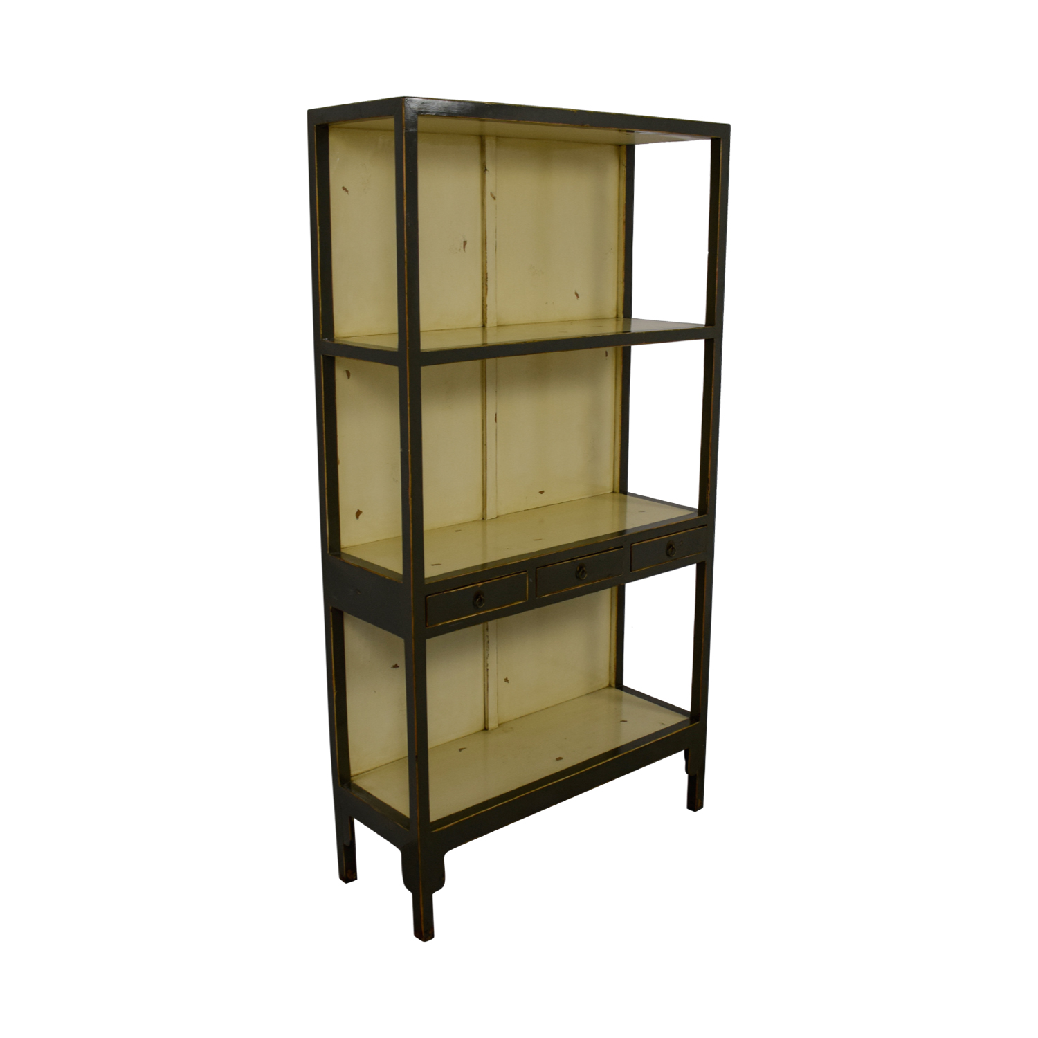 buy Horchow Distressed Decorative Shelving Horchow Sofas