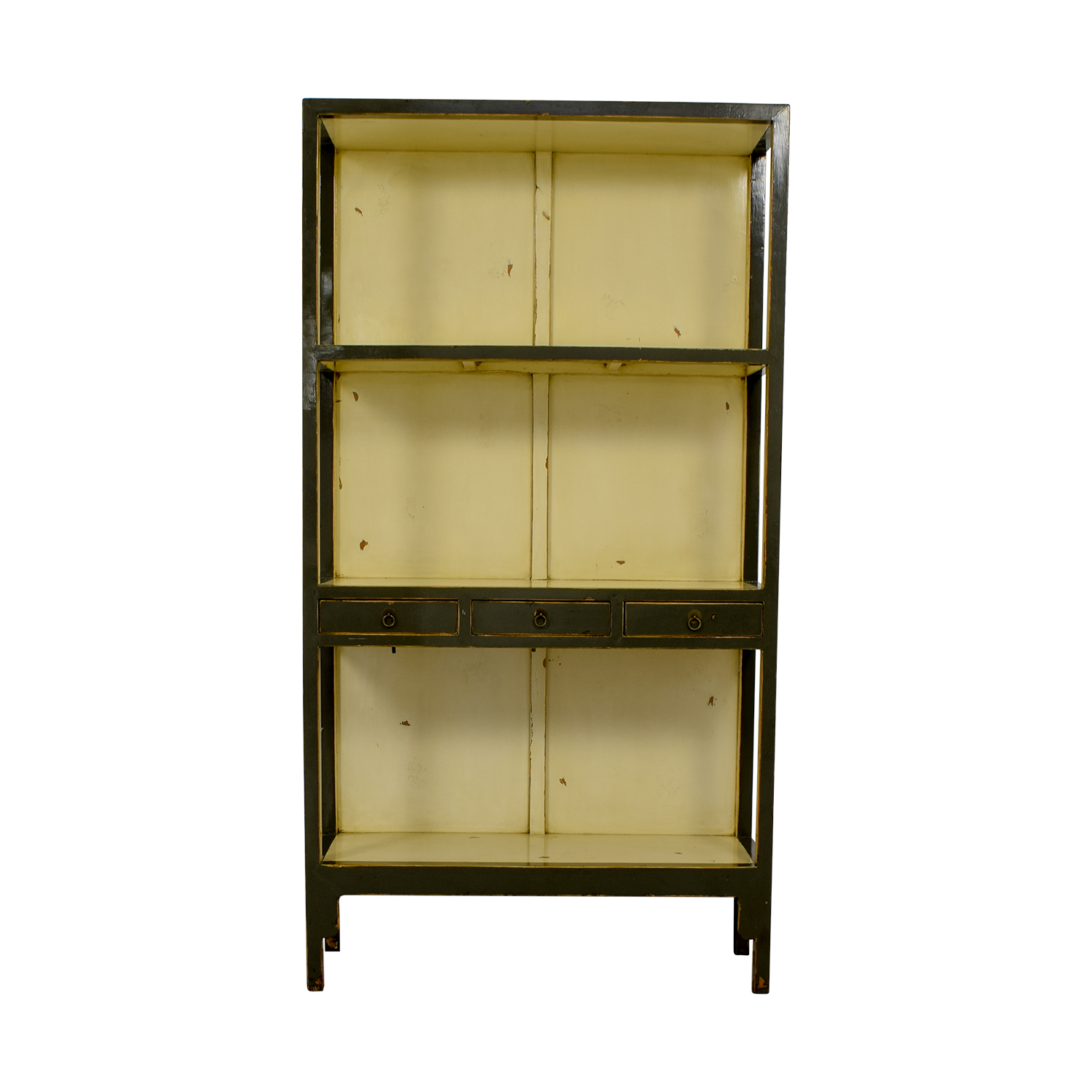 Horchow Distressed Decorative Shelving Horchow