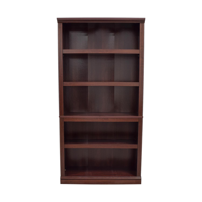 shop Custom Wood Bookshelf  Storage