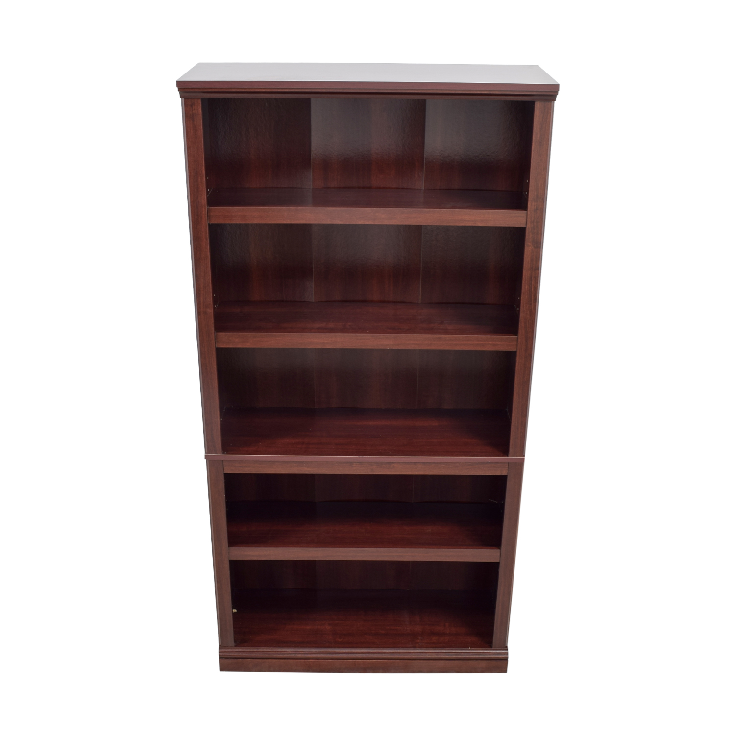 Custom Wood Bookshelf Nj