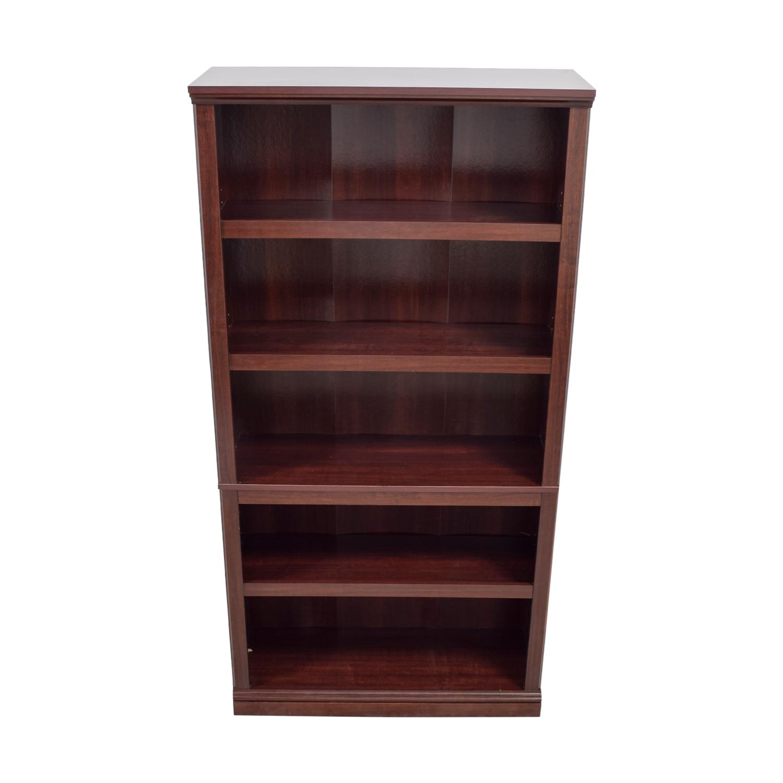 Custom Wood Bookshelf price