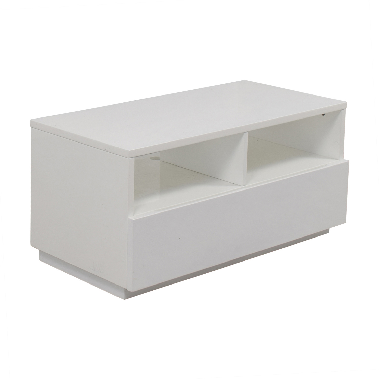 Buy Cb2 Chill White Media Console Cb2 Storage