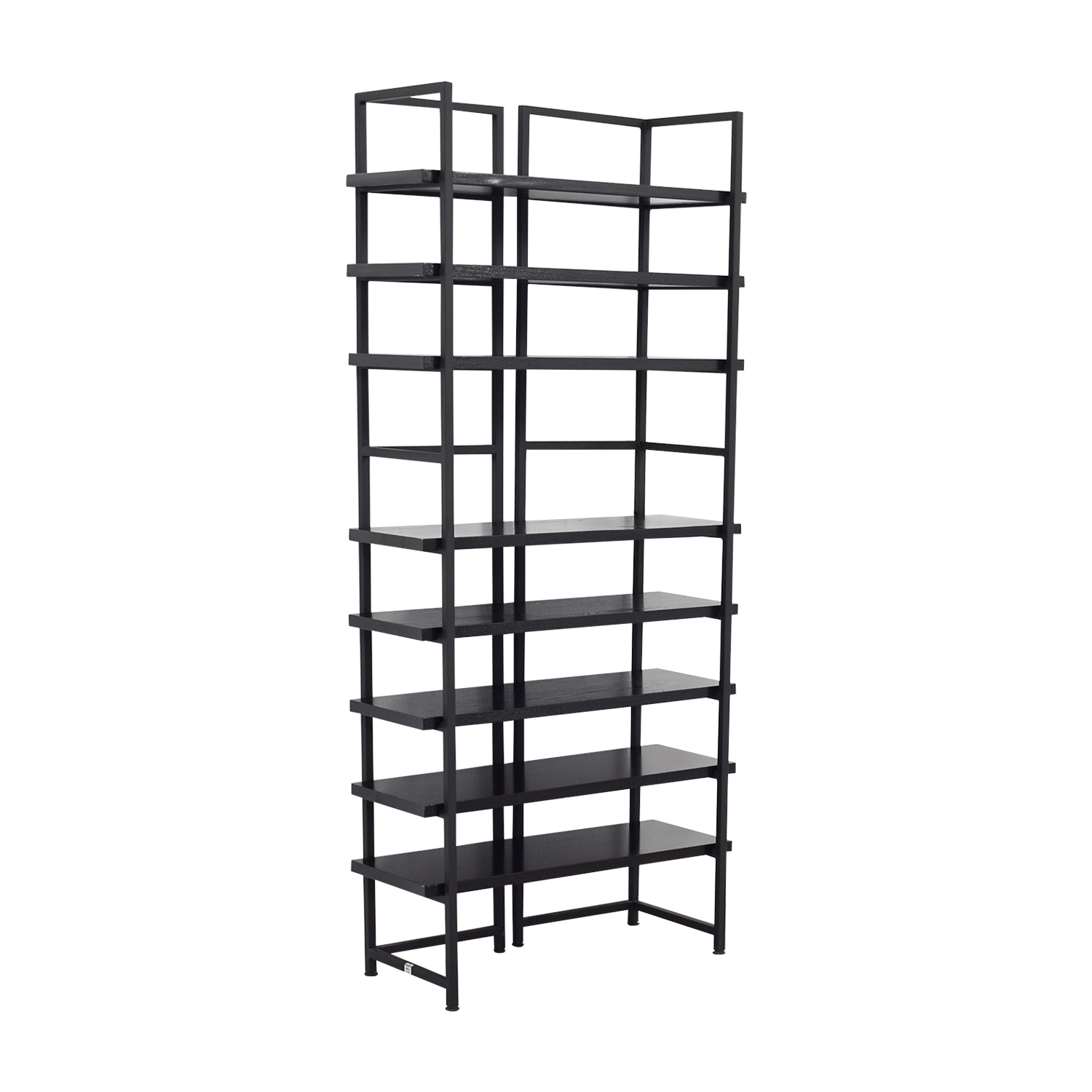 shop The Container Store The Container Store Black Shelf online