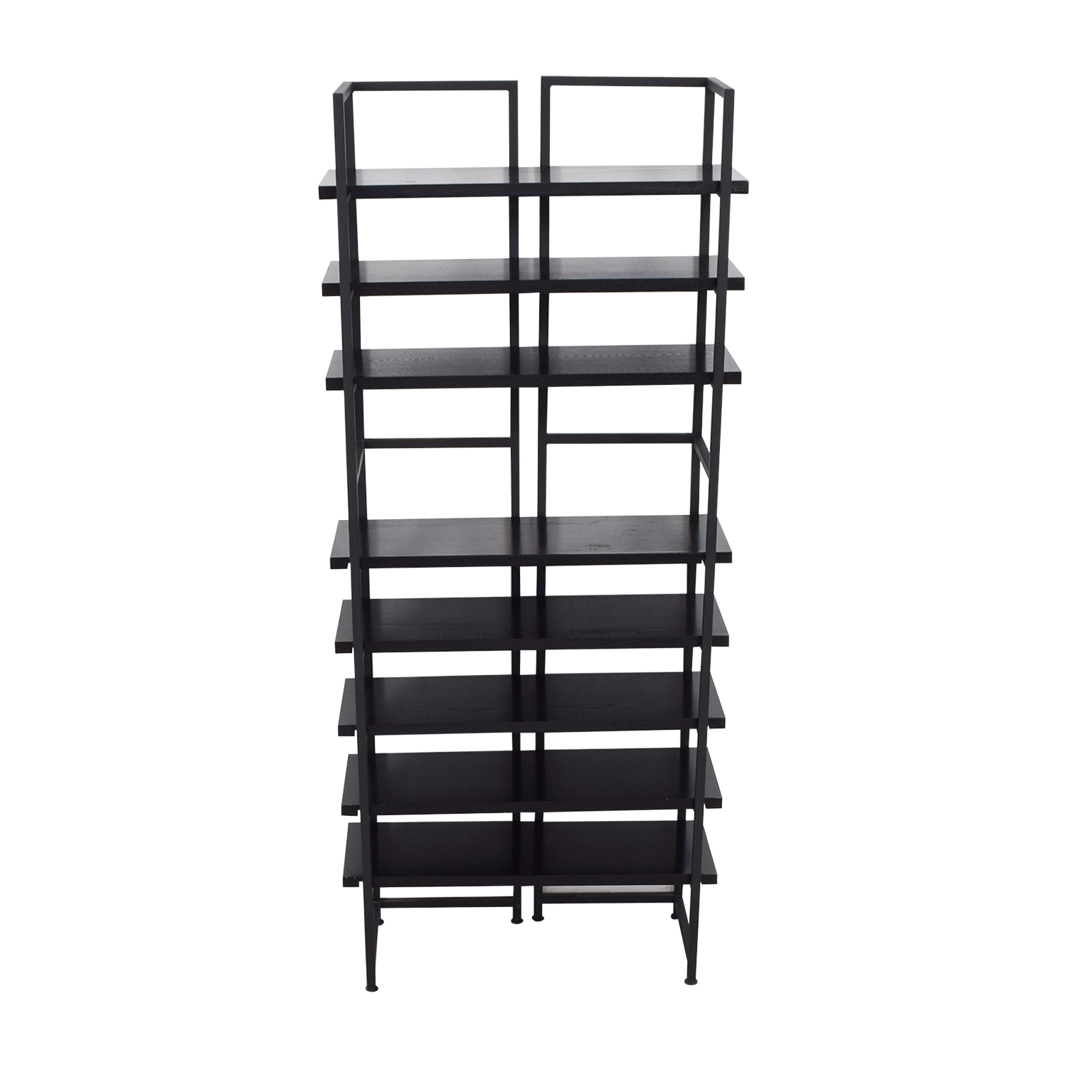 The Container Store The Container Store Black Shelf on sale