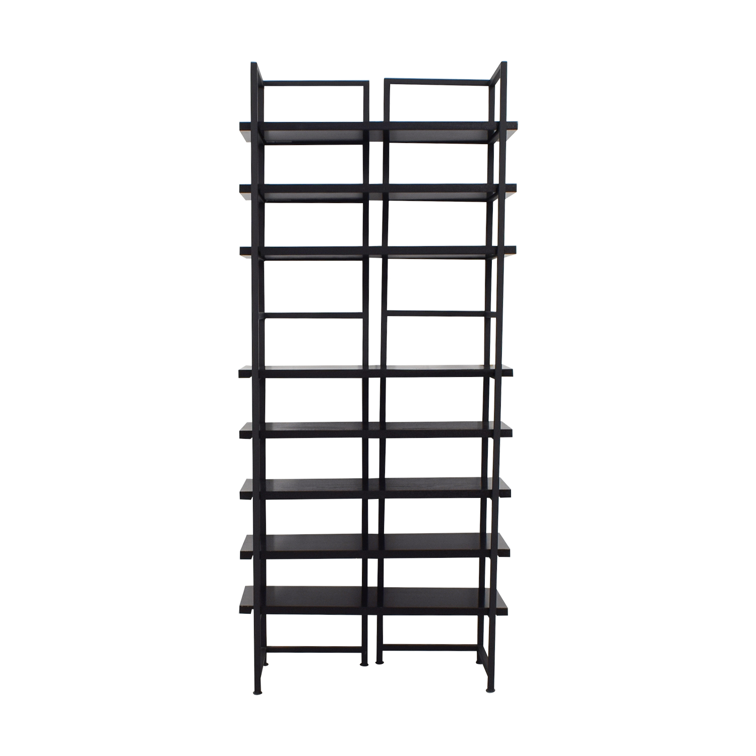 The Container Store Black Shelf / Bookcases & Shelving
