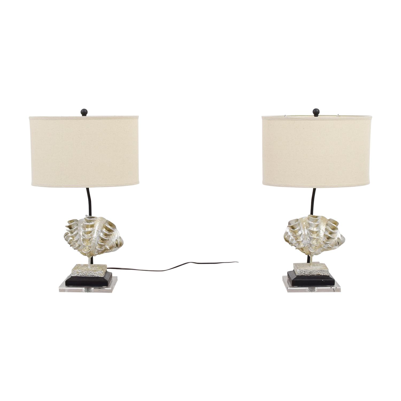 shop Safavieh Safavieh Shell Table Lamps online
