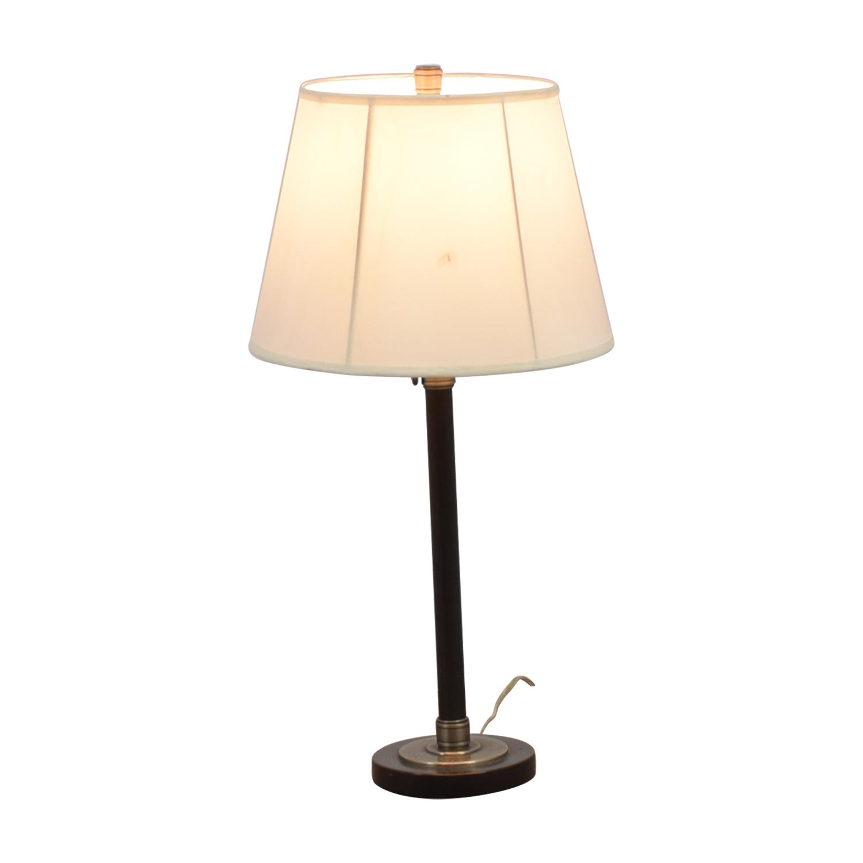 Side Table Lamp Decor