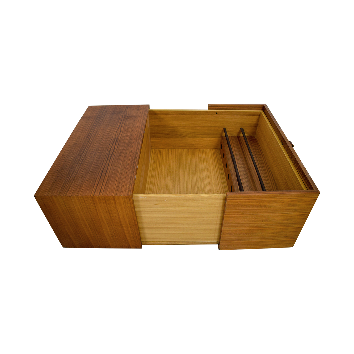 shop Heal's of London Coffee Table with Hidden Bar Heal's of London