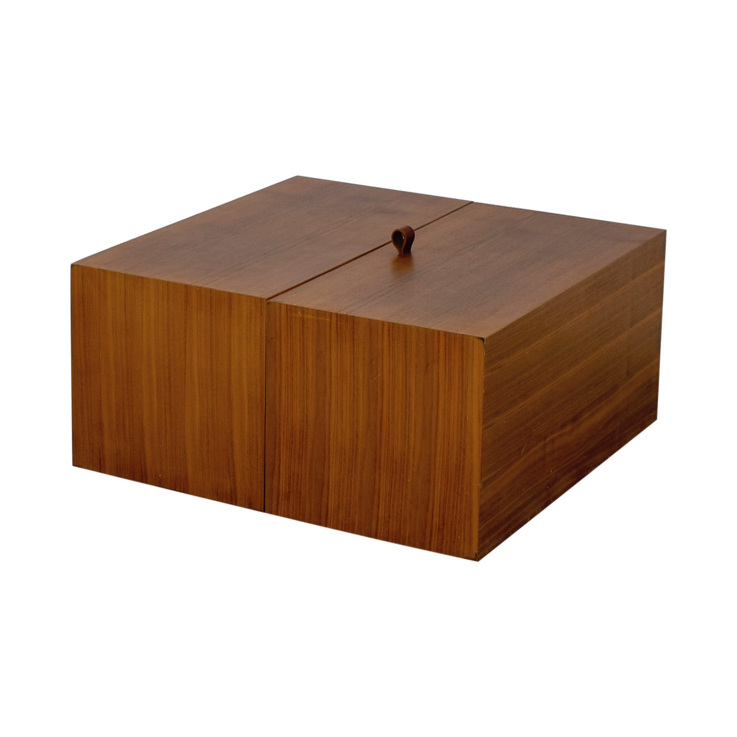 shop Heal's of London Coffee Table with Hidden Bar Heal's of London Tables