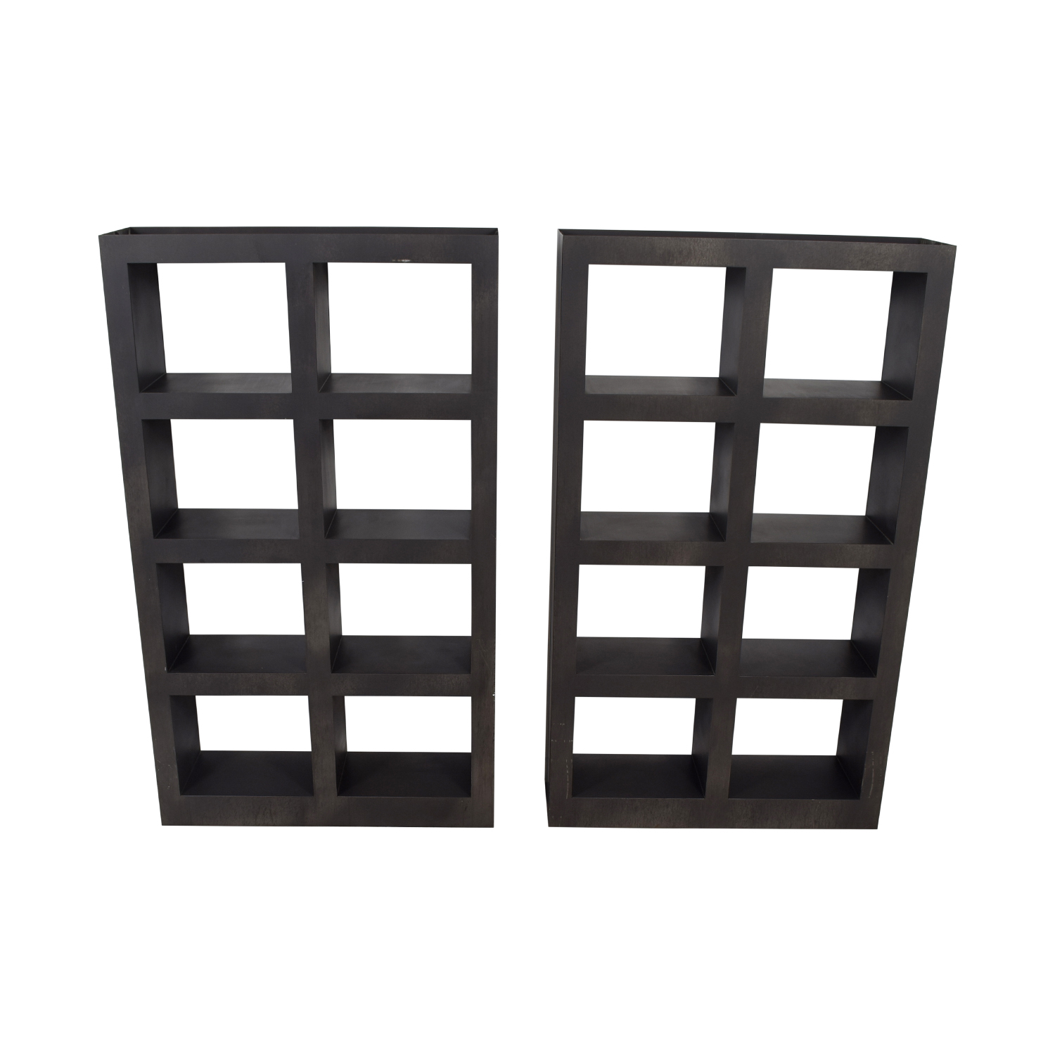 Crate & Barrel Crate & Barrel Box Tower Shelves on sale