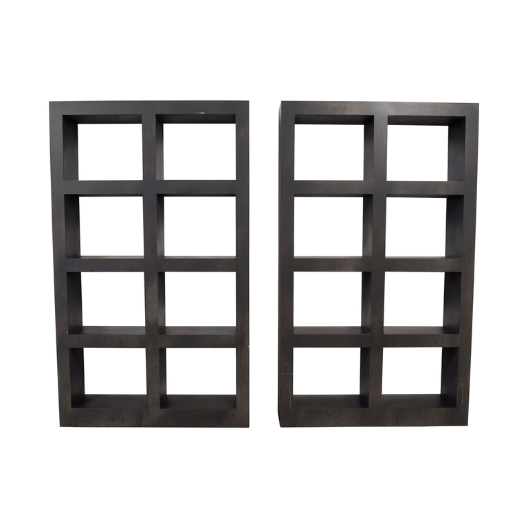 buy Crate & Barrel Crate & Barrel Box Tower Shelves online
