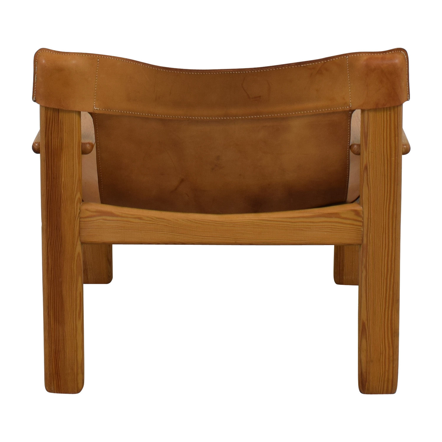 shop  Vintage Cognac Leather Side Chair online