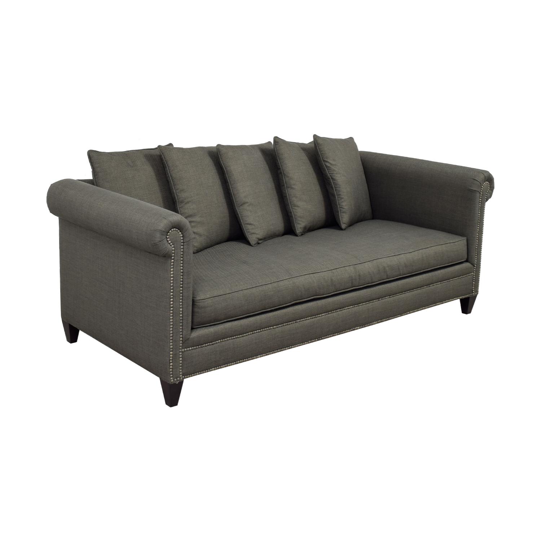 Crate & Barrel Crate & Barrel Durham Sofa Discount