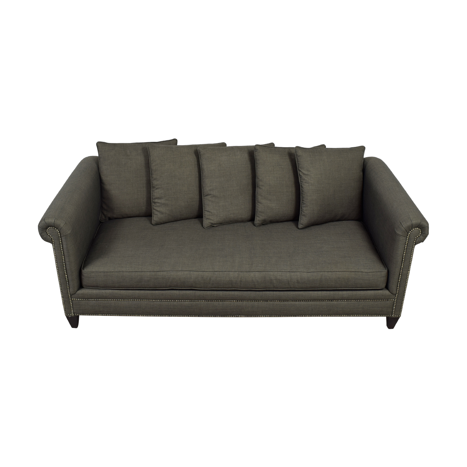 buy Crate & Barrel Durham Sofa Crate & Barrel Sofas