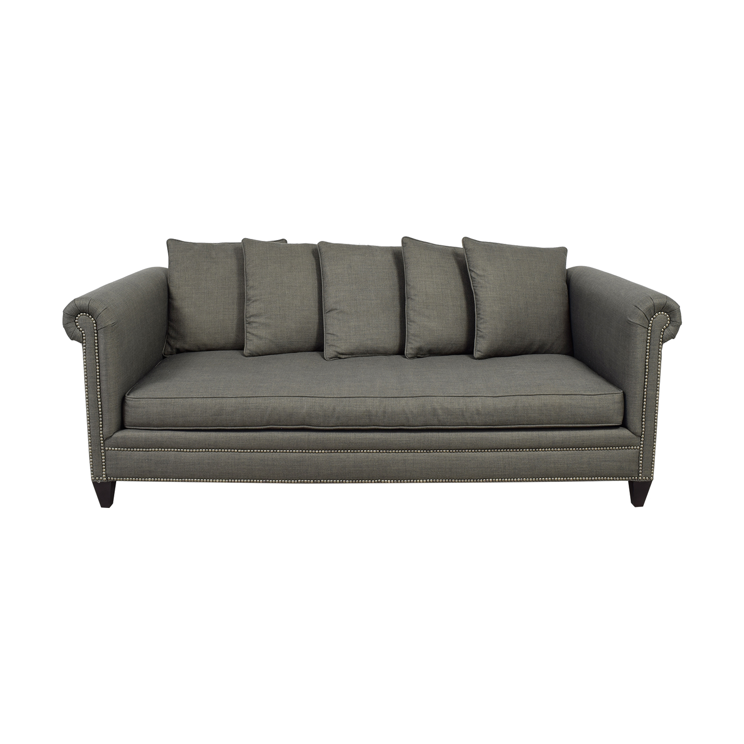shop Crate & Barrel Durham Sofa Crate & Barrel