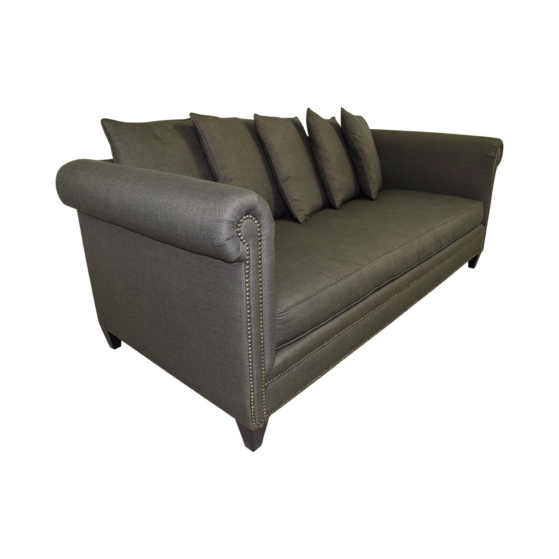 Buy Crate & Barrel Durham Sofa Crate & Barrel