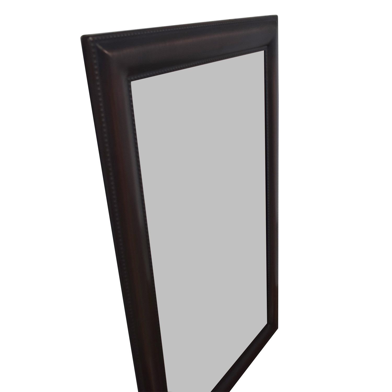 buy Bronze Framed Wall Mirror