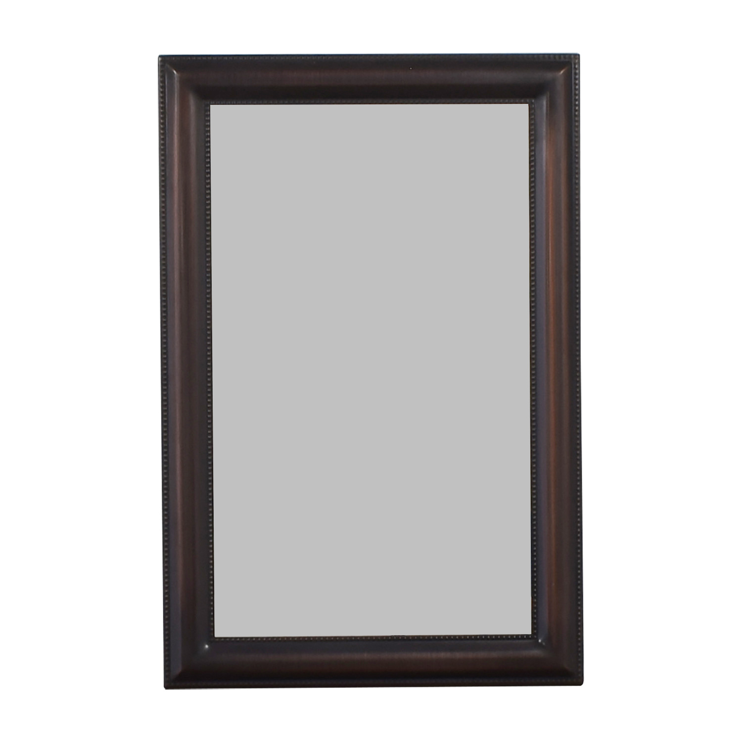 Bronze Framed Wall Mirror