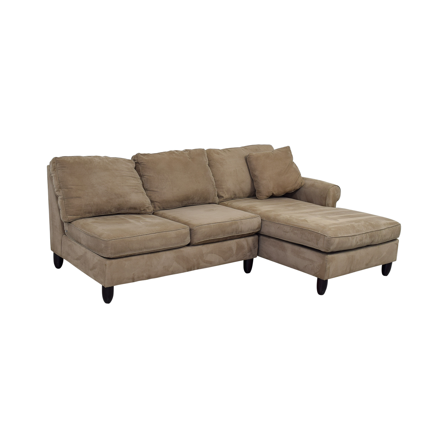 Outstanding 90 Off Havertys Havertys Tan Chaise Sectional Sofas Pdpeps Interior Chair Design Pdpepsorg