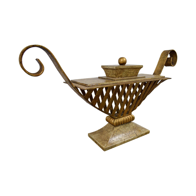 shop Vintage Bronze Vase