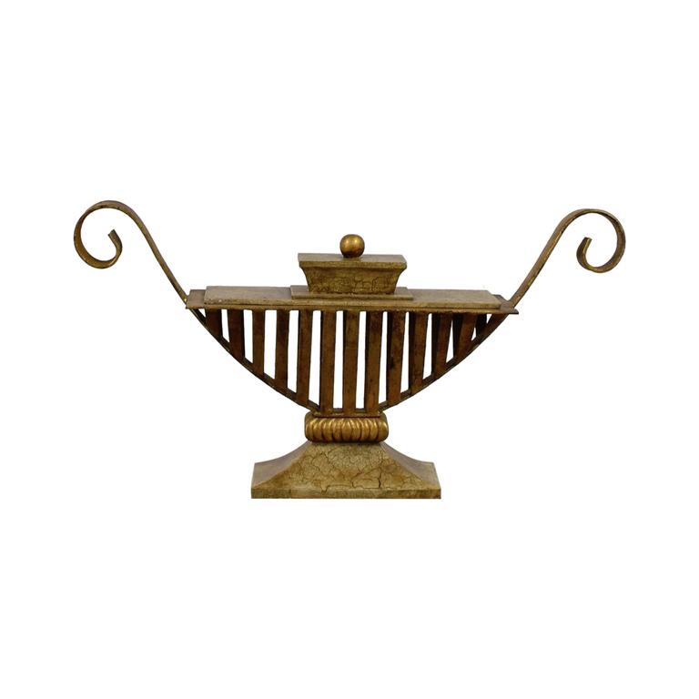 Vintage Bronze Vase on sale