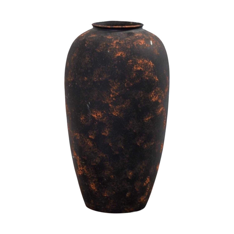 Vanguard Accents Vanguard Accents Tall Ceramic Vase Decorative Accents