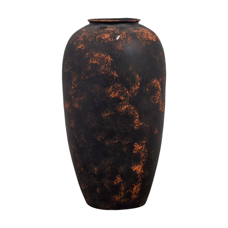 Vanguard Accents Tall Ceramic Vase / Decorative Accents
