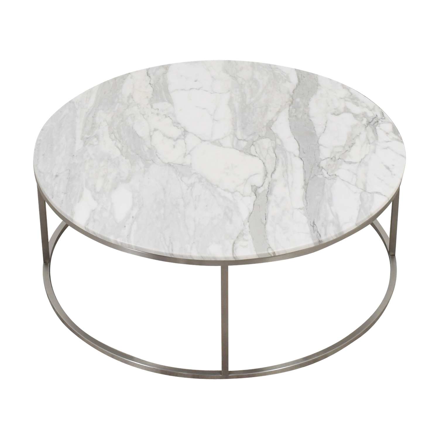 Design Within Reach Marble Round Coffee Table Design Within Reach