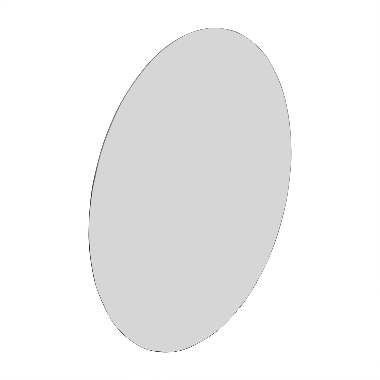 Ikea Kolja Round Mirror Nyc