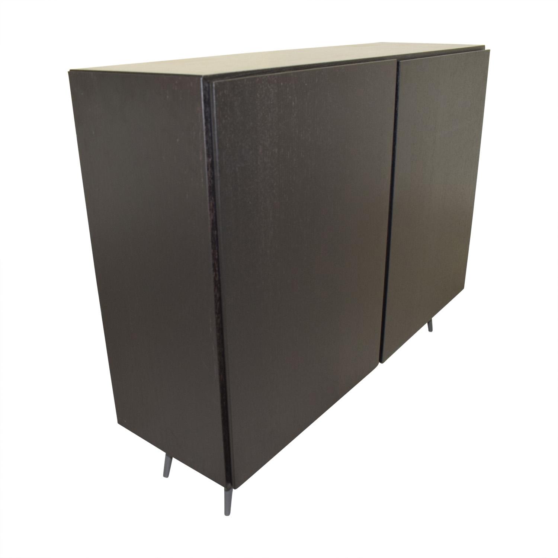 86 off boconcept boconcept wood sideboard storage. Black Bedroom Furniture Sets. Home Design Ideas