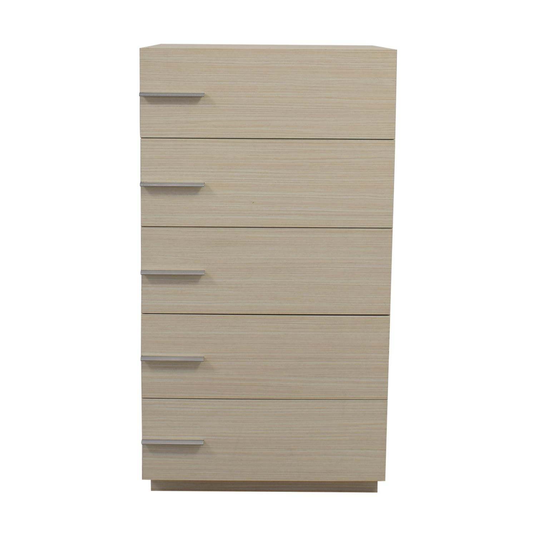 shop Lazzoni Five Drawer Dresser Lazzoni Dressers