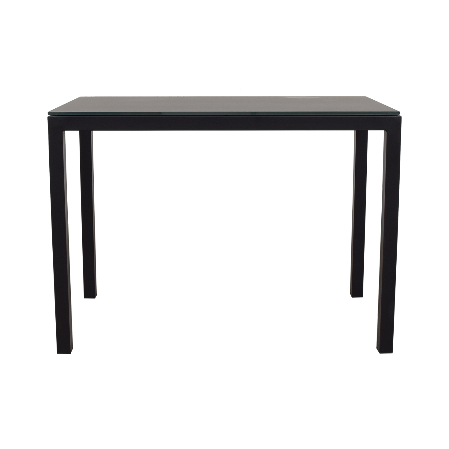 buy Room & Board Parsons Black Counter Table Room & Board