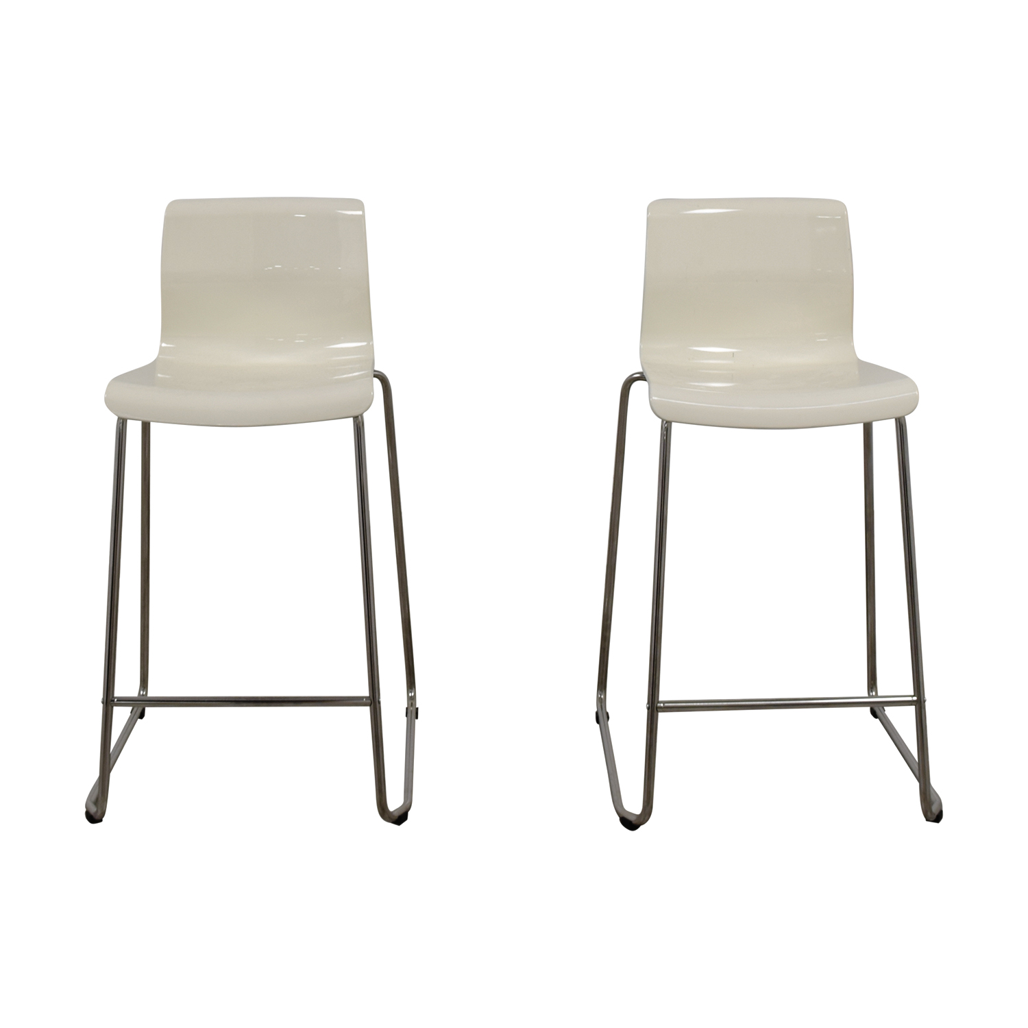 IKEA IKEA White Bar Stools price