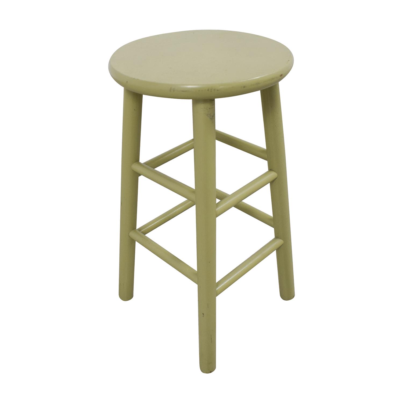 Sunshine's Furniture Lucy Green Bar Stool / Stools