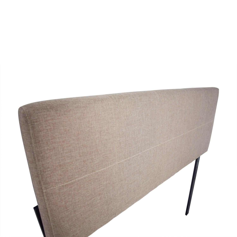 Queen Sized Upholstered Headboard nj