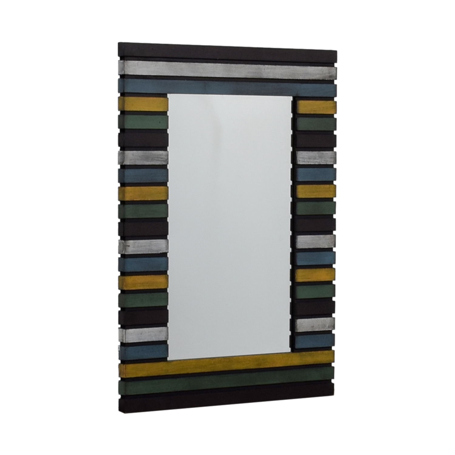 buy Multi-Colored Wall Mirror  Mirrors