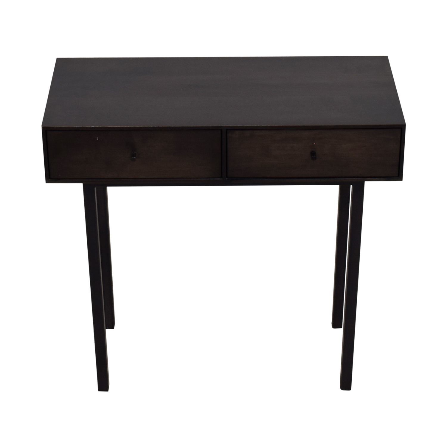 Room & Board Room & Board Wood Two-Drawer Side Table price