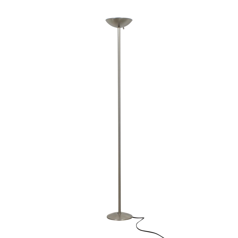buy Ligne Roset Brushed Silver Floor Lamp Ligne Roset Sofas