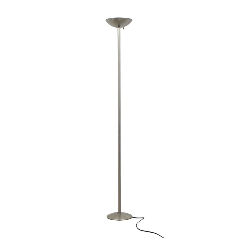 Ligne Roset Ligne Roset Brushed Silver Floor Lamp dimensions