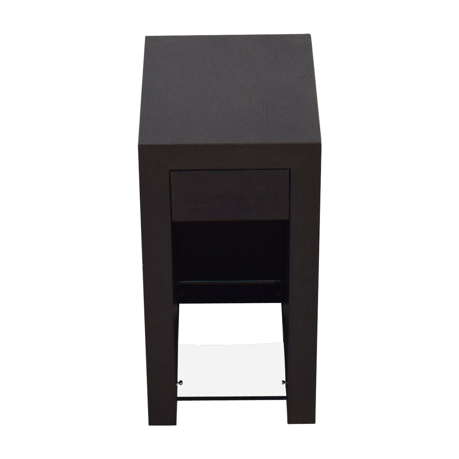 buy Single Drawer End Table  Tables