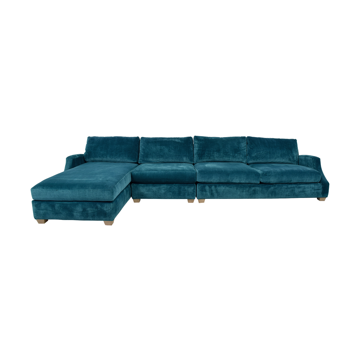 Ethan Allen Ethan Allen Emerald Right Chaise Sectional price
