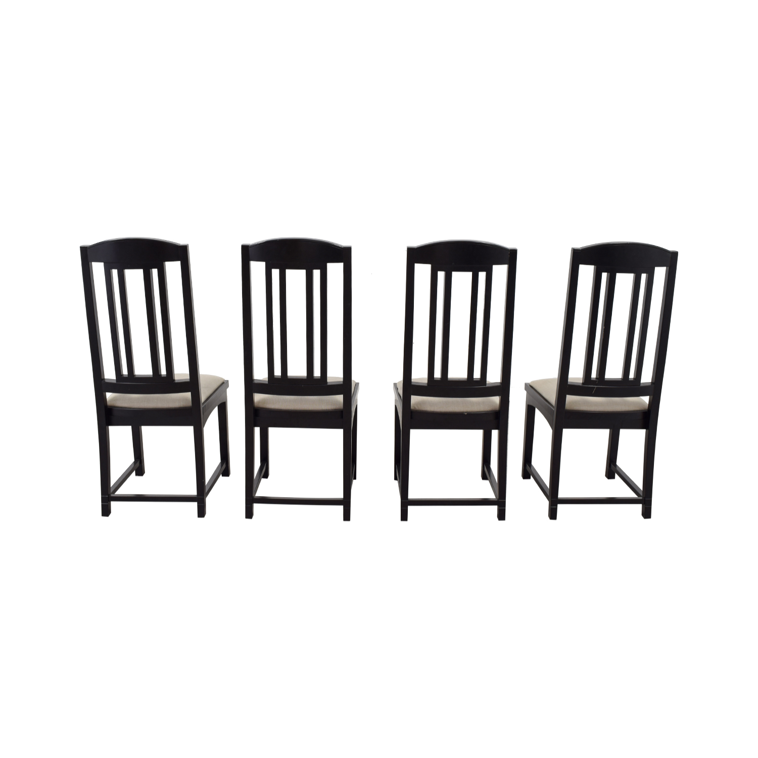 PACE Collection PACE Collection Black Dining Chairs Chairs