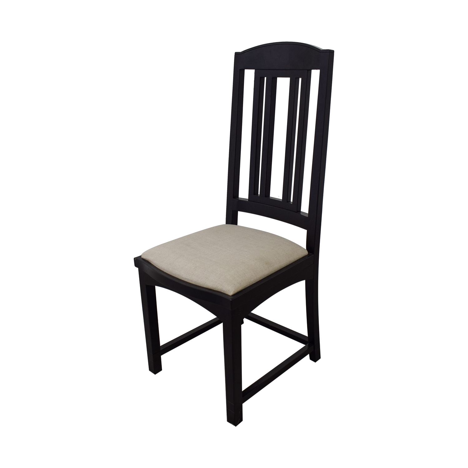 PACE Collection Black Dining Chairs sale
