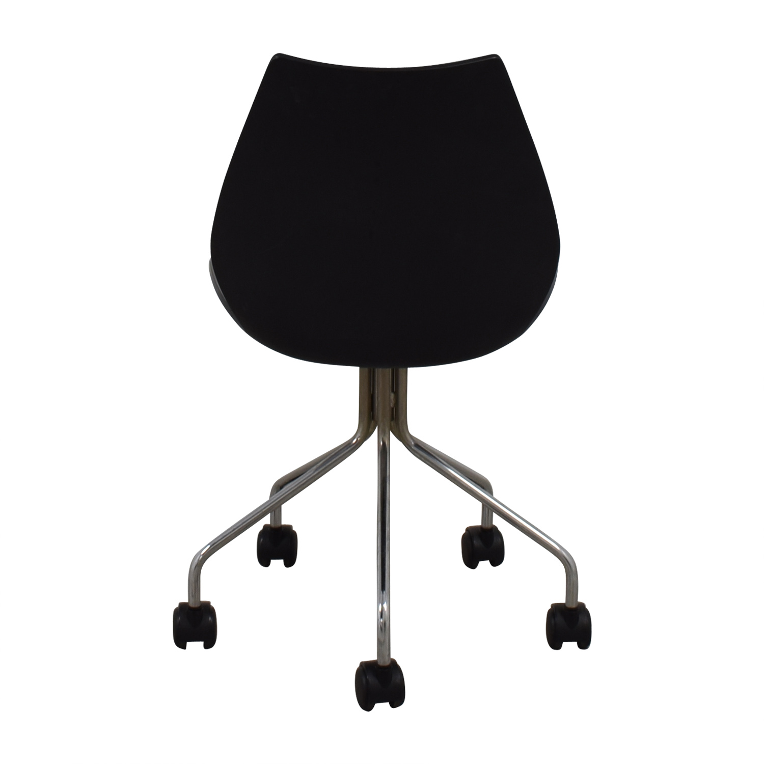 Kartell Kartell by Vico Magistretti Black Maui Office Chair price