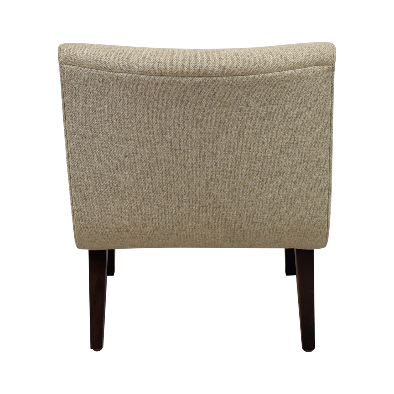 Room & Board Room & Board Delia Tatum Natural Accent Chair dimensions