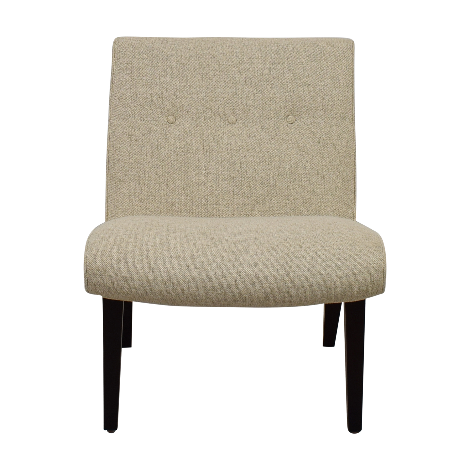 shop Room & Board Delia Tatum Natural Accent Chair Room & Board Chairs
