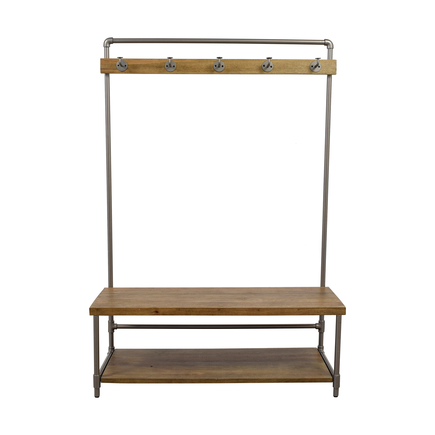 shop West Elm West Elm Pipeline Coat Rack online