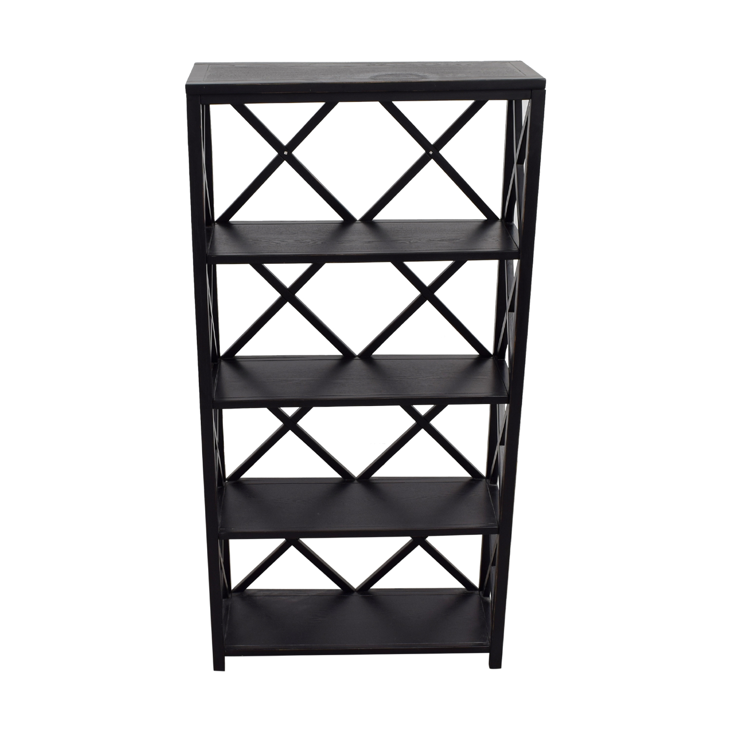 Pier 1 Imports Pier 1 Wooden Bookshelf for sale
