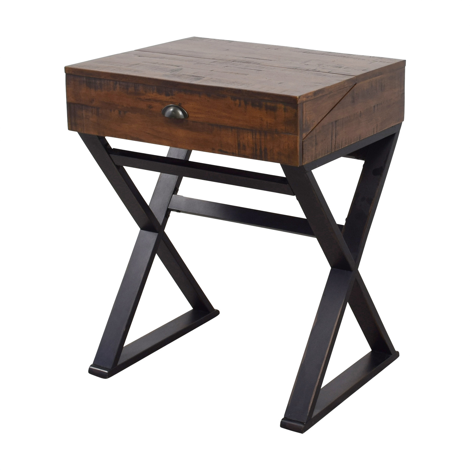 Wood Writing Desk second hand