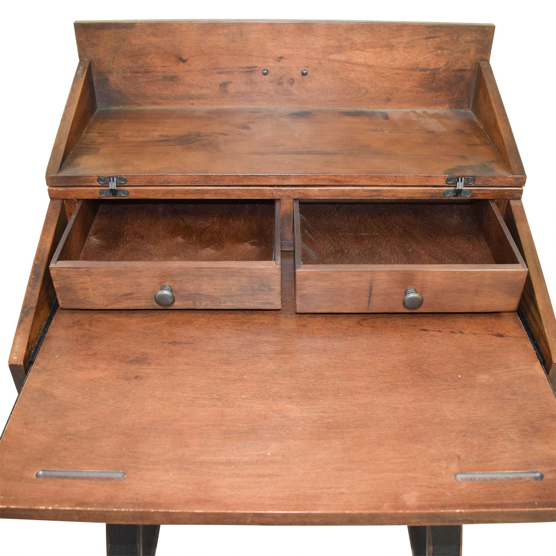 buy Wood Writing Desk  Home Office Desks